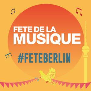 Logo Fête de la Musique Berlin