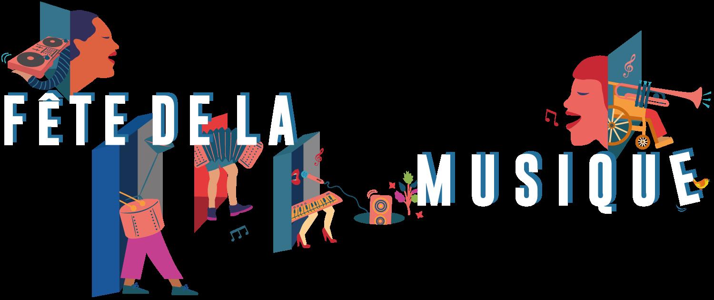 Keyvisual Féte de la Musique 2018