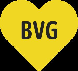 Logo BVG Herz