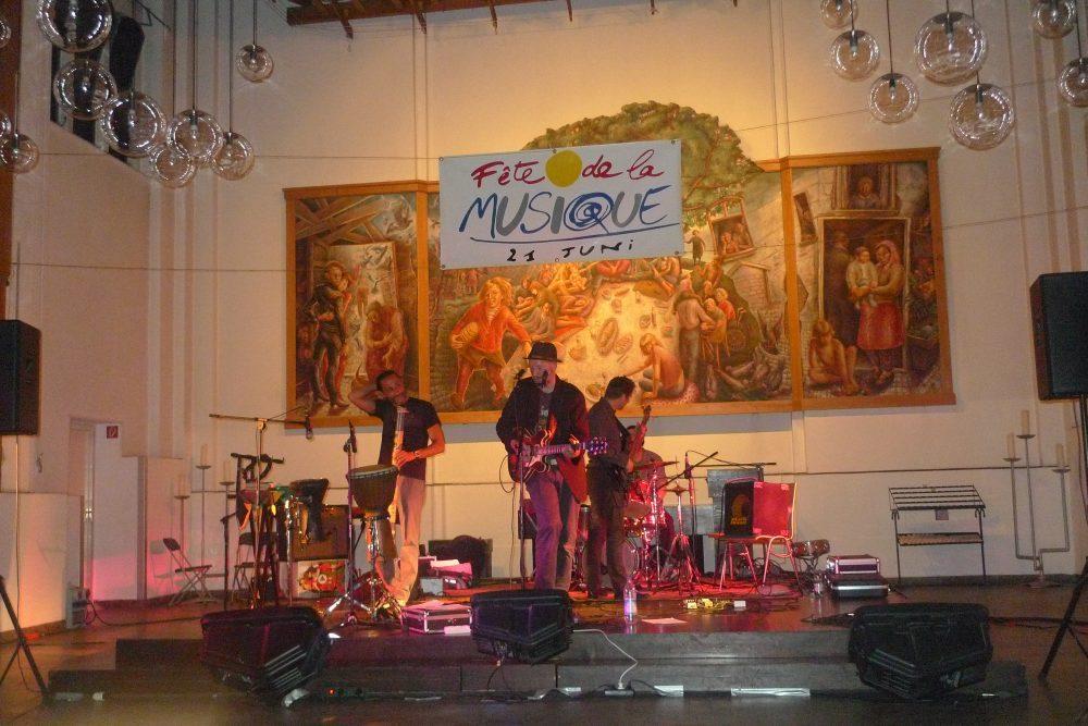 Martin-Luther-Gemeinde zur Fête de la Musique Berlin