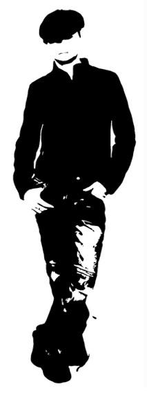 Noel Maurice stilisiertes Bild