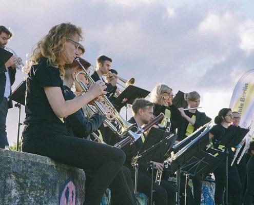 Fête de la Musique Berlin, Trompeter