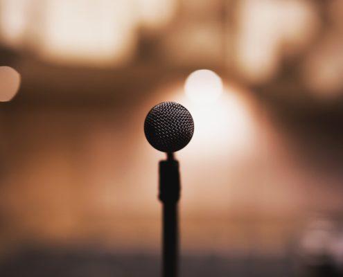 eigeninterview microfon fete berlin