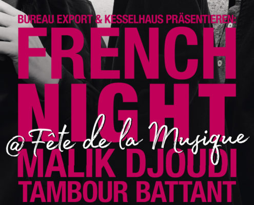 French Night FETE Berlin Kesselhaus