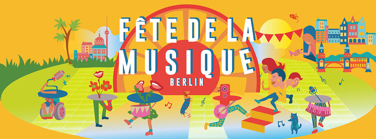 key visual fete berlin