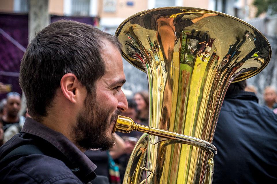 Fete de la musique Posaunenchöre 2019