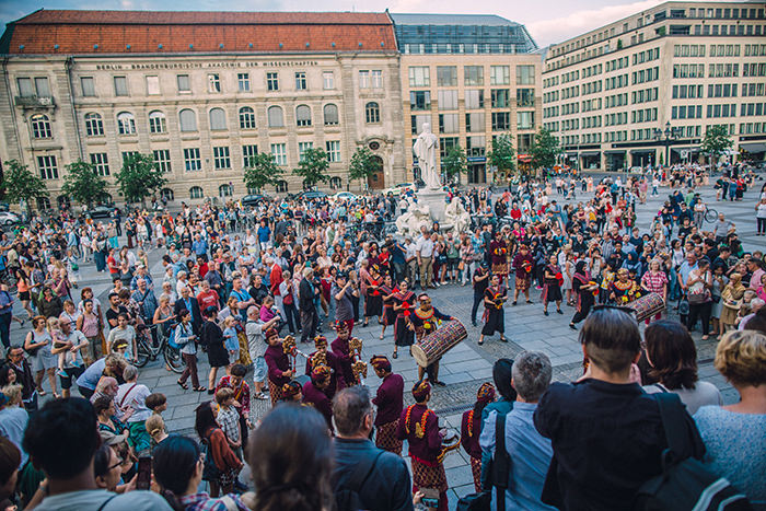 Singalong am Gendarmenmarkt FETEBerlin