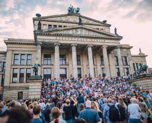 2020 Fete de la Musique Focus District is Berlin Mitte - Photo copyright Jim Kroft